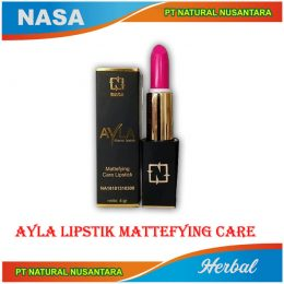 Ayla Lipstik Mattefying Care