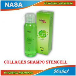 shampo stemcell nasa, collagen shampo nasa, collaskin shampo nasa