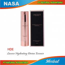 lacoco hde nasa, lacoco hidrating divine essence, hidrating divine essence nasa