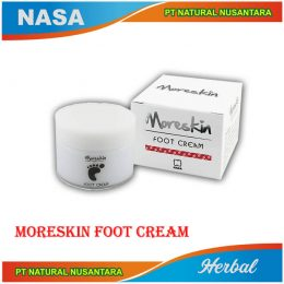 moreskin foot cream, moreskin foot cream nasa, foot cream nasa