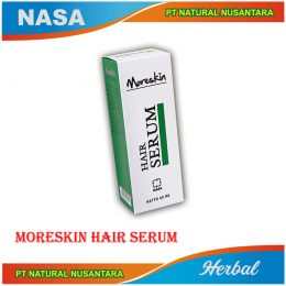 moreskin hair serum, moreskin hair serum nasa, hair serum nasa