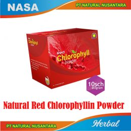 red chlorophyllin, red chlorophyllin nasa, redco nasa