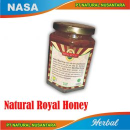 narutal royal honey, narutal royal honey nasa, madu nasa