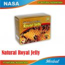 natural royal jelly, royal jelly nasa, nrj nasa