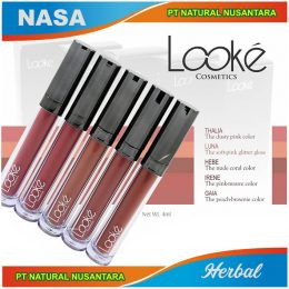 looke, looke lip cream, looke lip cream nasa