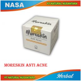 moreskin anti acne, moreskin anti acne nasa, anti acne nasa