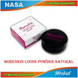 loose powder nasa, lpowder nasa, bedak tabur nasa